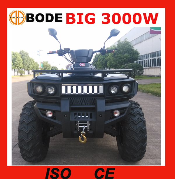 2016 New Model 3000W Electric Quad Bike