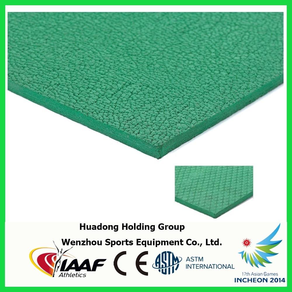 Environmental Prefabricated Synthetic Rubber Anti Slip Mat