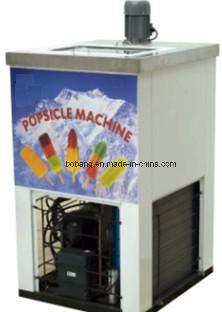 Hard Popsicle Vending Machine