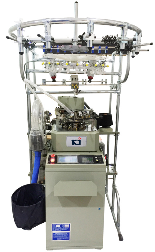 6f Computerized Terry Sock Knitting Machine