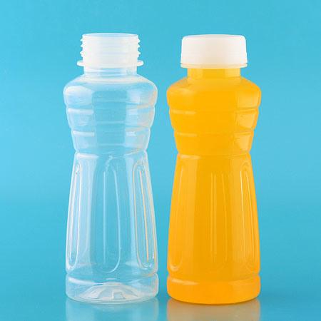 300ml Transparent Hot Filling Juice Bottle