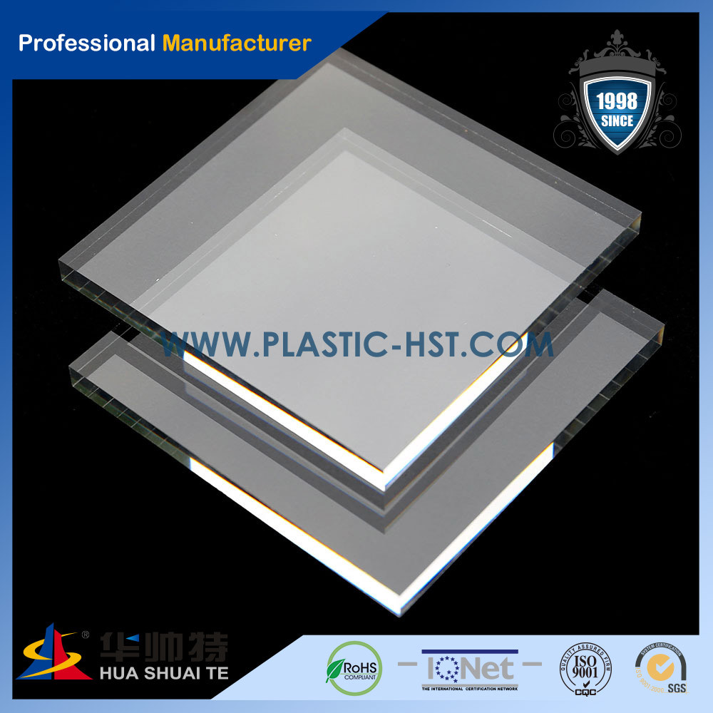 Best Quality 100% New Lucite Raw Material Cast Acrylic Sheet