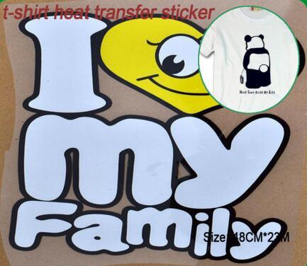 Heat Transfer Printing for T-Shirt/Heat Transfer Stickers
