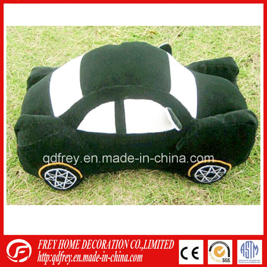 Hot Plush Toy of Car Model for Children′s Gift