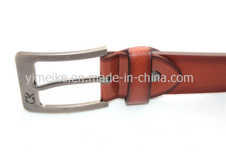 Personalized Design Attractive High Quality Mans PU Leather Belts Wholesales
