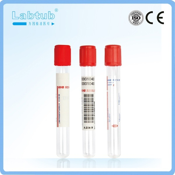 Vacuum Blood Colletion Tube with ISO/Ce