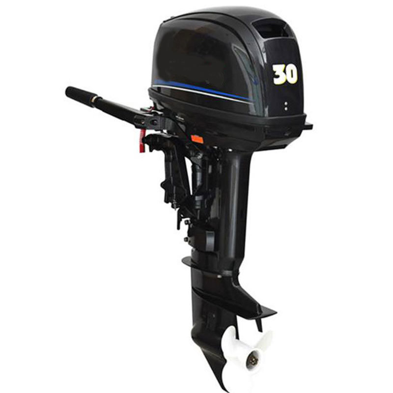 2 Stroke 30HP Electric Start Marine Outboard Engine for Yacht
