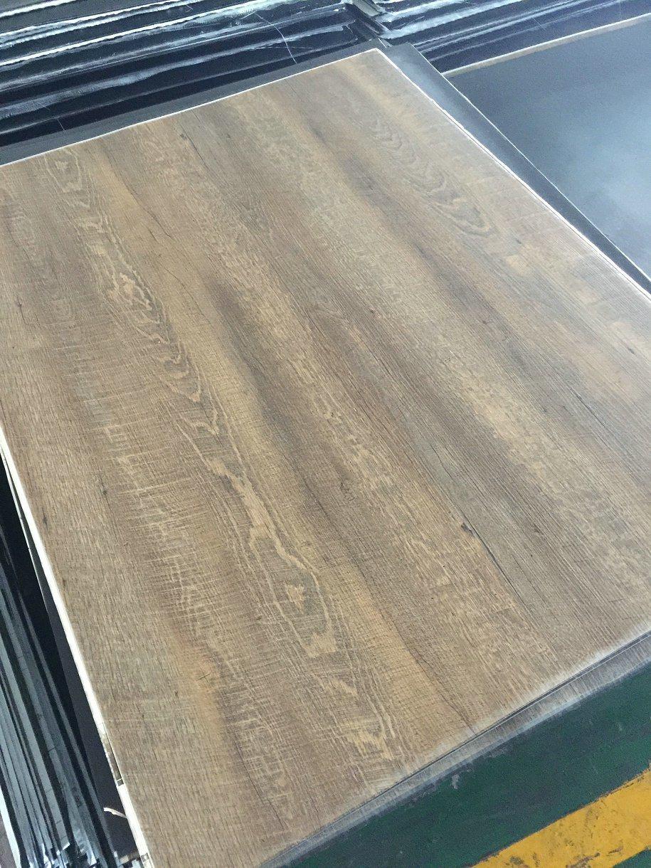 Hot Sale PVC Click Vinyl Flooring / Free Lay Flooring / Dry Back/Self-Adhesive PVC Flooring