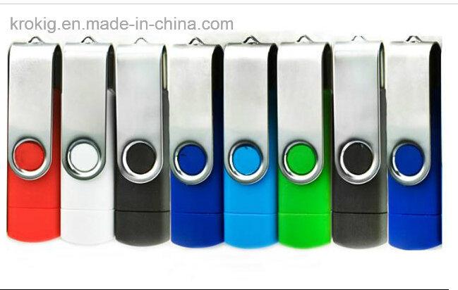 OEM Colorful OTG USB Flash Drive