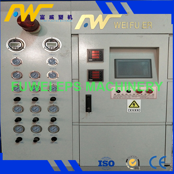 Accuracy Shape Molding Machine Made by Fuwei Machinery