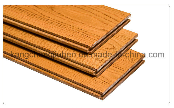 High Quality Solid Wood Flooring (MY-03)