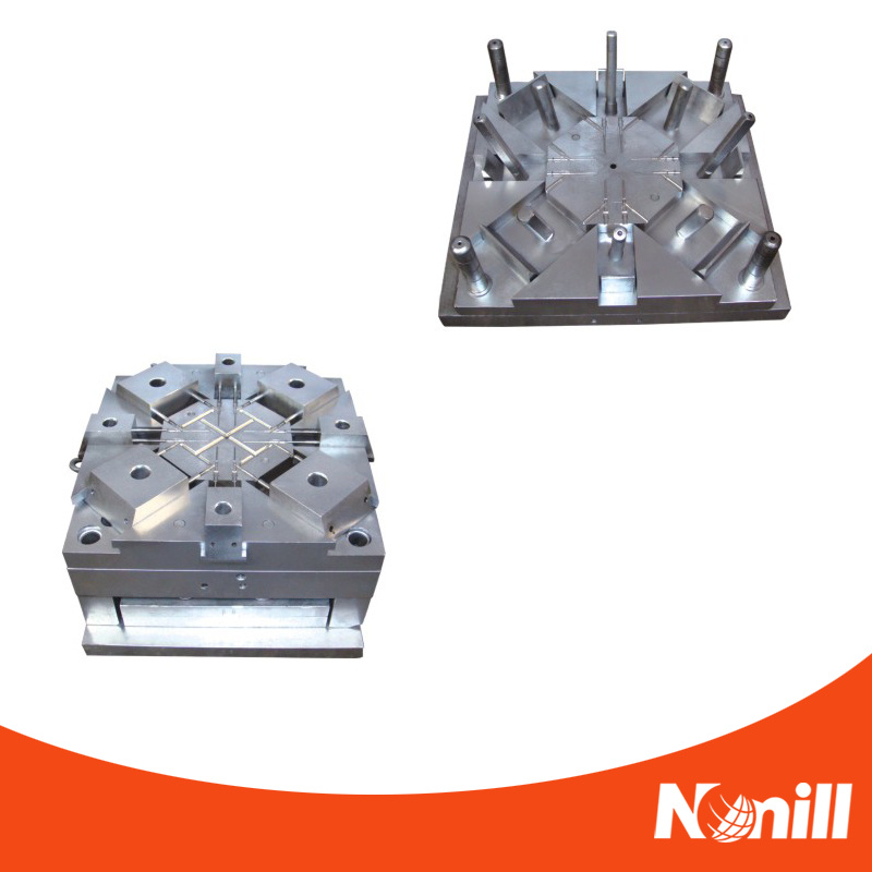 Parts of Infusion Set Spike Mould