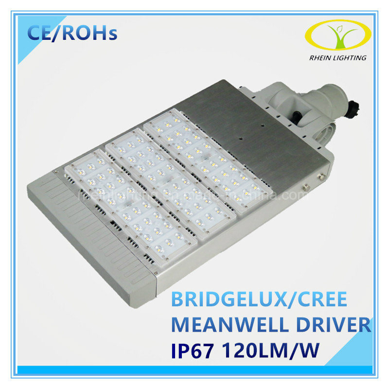100W Modular LED Street Light with Ce RoHS Certification