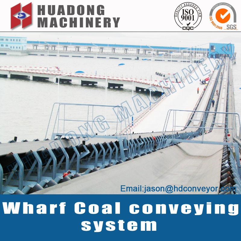 Material Wharf Terminal Bulk Conveyor System EPC