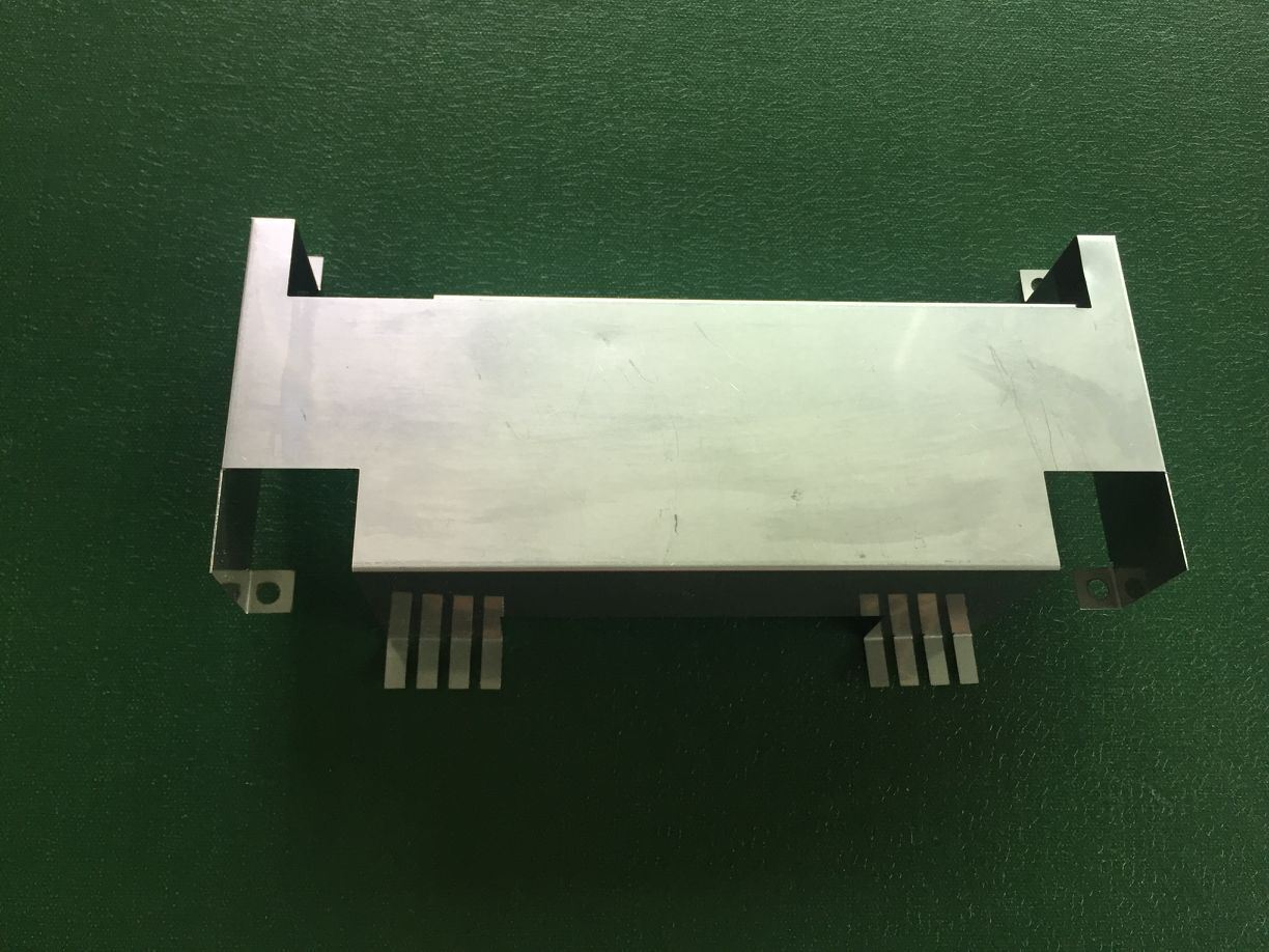 Custom Metal Stamping Part Metal Chassis