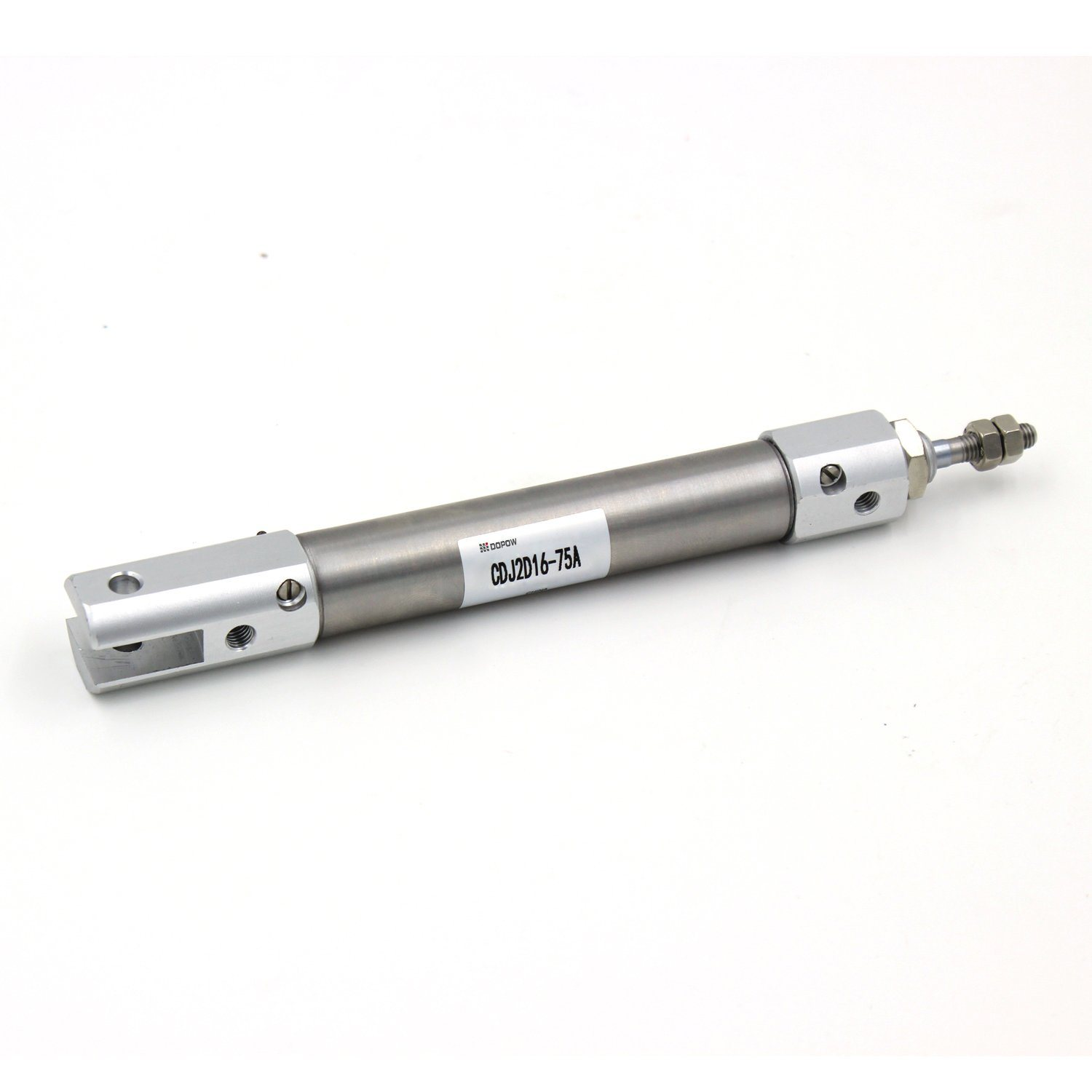 Dopow CDJ2b16-75A Stainless Mini Air Cylinder