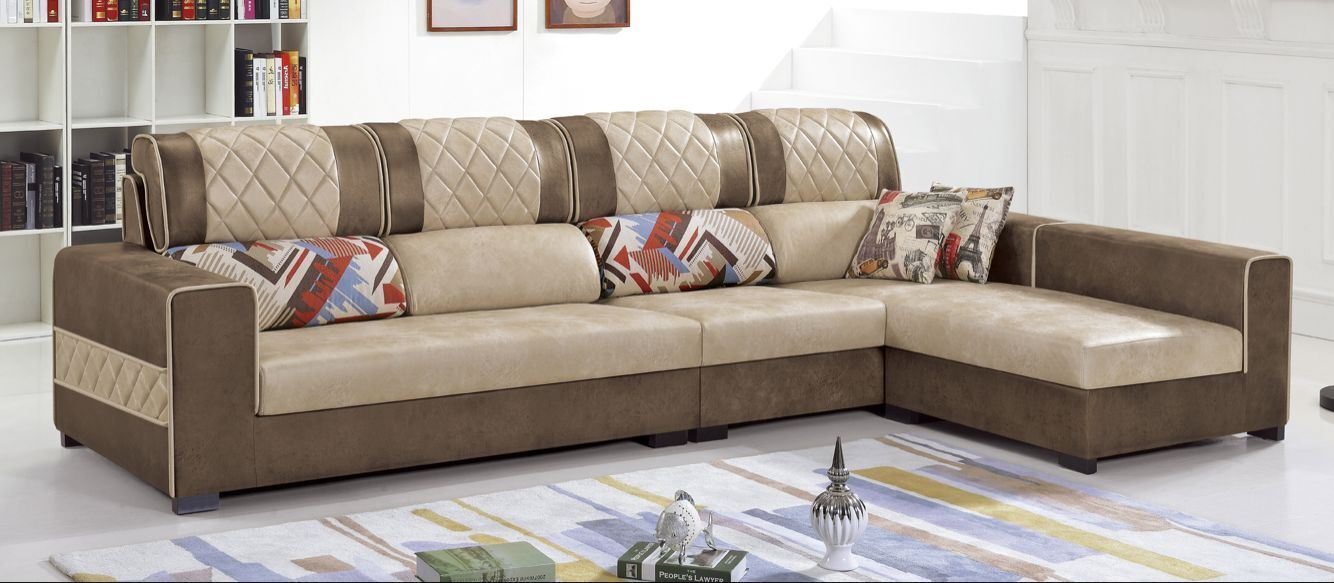 Fabric Sofa (FEC1201)