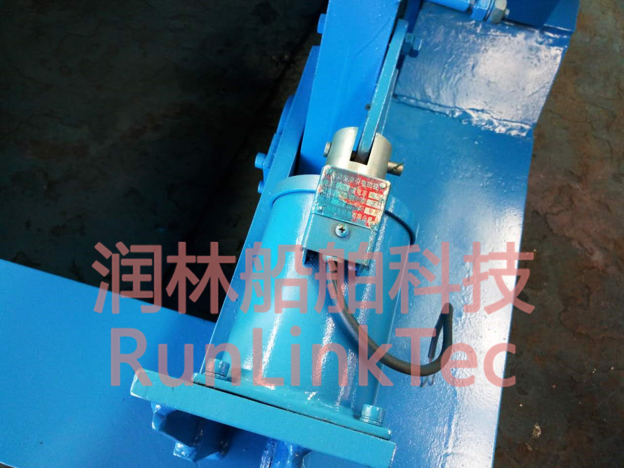 24t Lifting Boat Winch with Electromagnetism Brake/Electrical Winch/Marine Winch