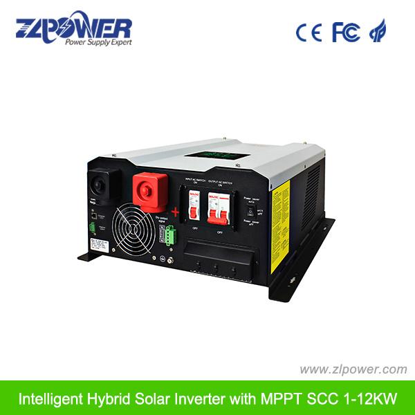 Low Frequency Pure Sine Wave 3kw Solar Grid Tie Inverter