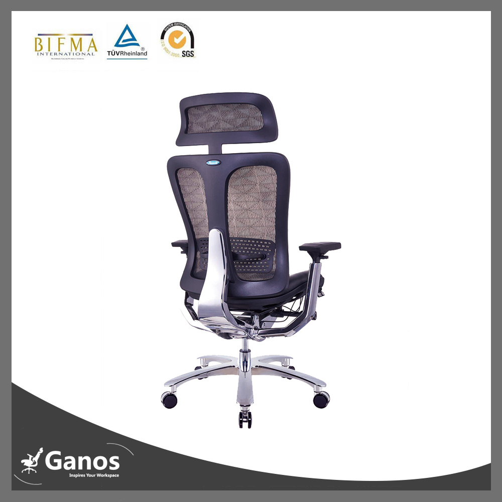 Ganos High Back Boss Mesh Chair