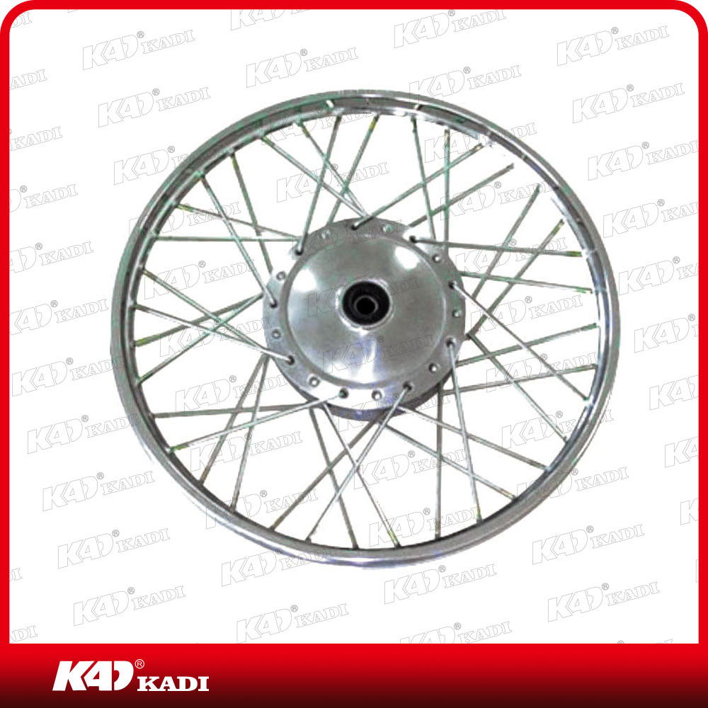 China Hot Selling Steel Wheel Rim of Motorcycles for Cg125
