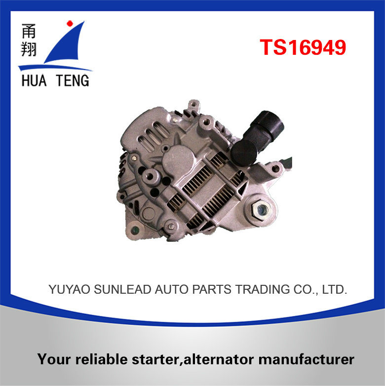 12V 80A Cw Alternator for Honda Civic Lester 11176