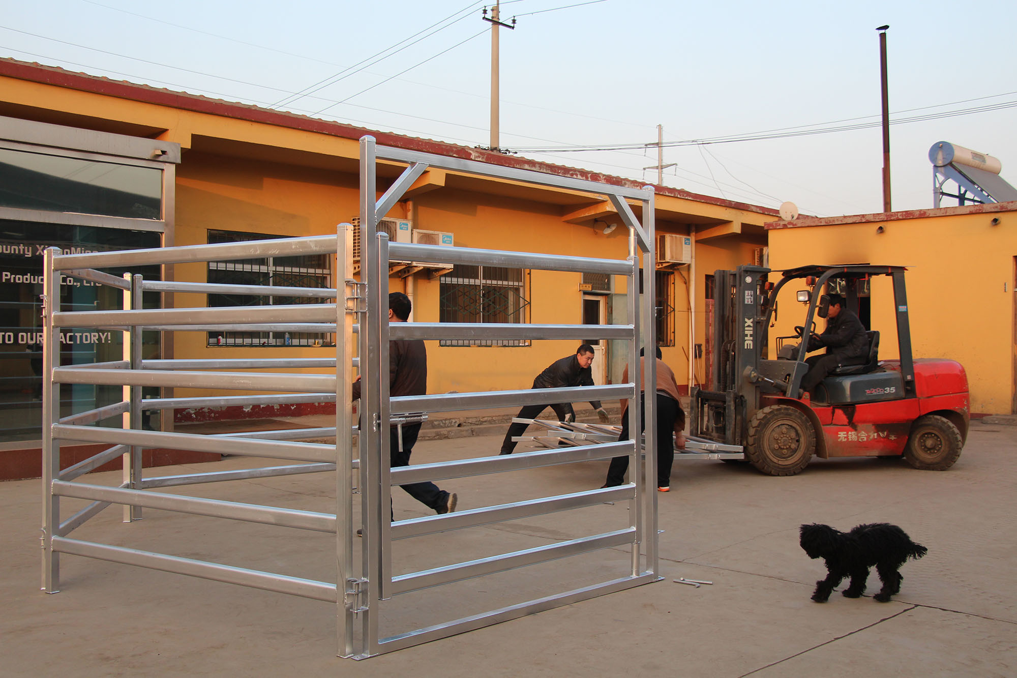 Hot Sale Cattle Panels for Cattle Yards