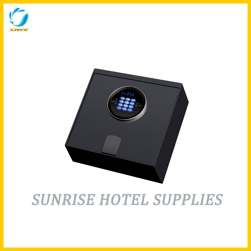 Hotel LED Display Top Open Hotel Safe Box Digital Safe