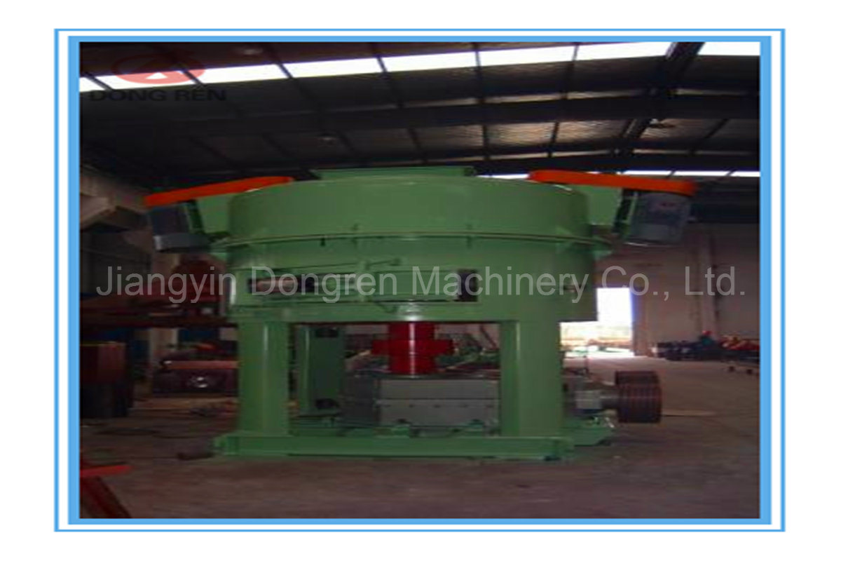 Efficient Powerful Rotor Sand Mixer