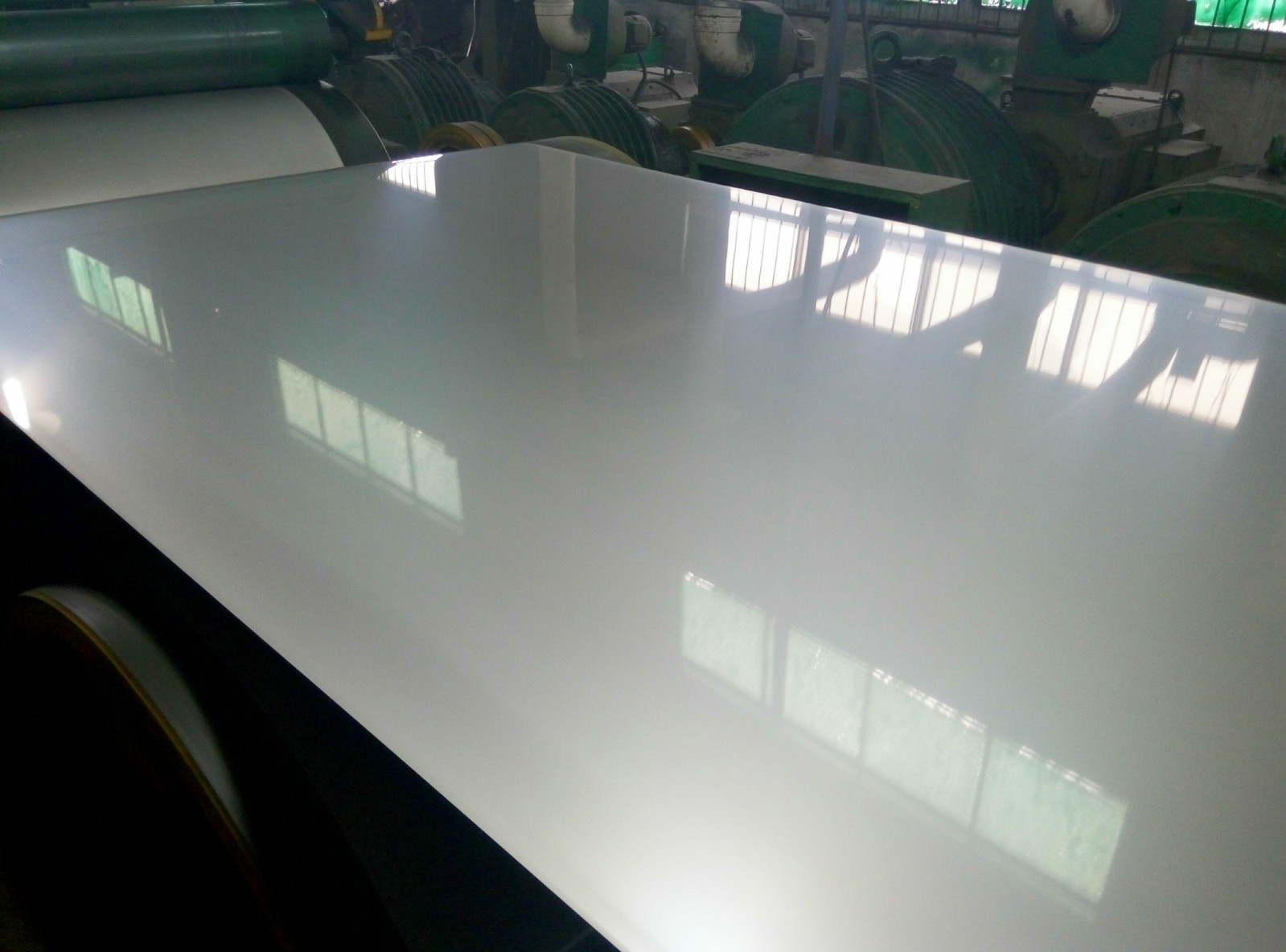 Induction Material Cold Rolled 201 Stainless Steel Coil 2b