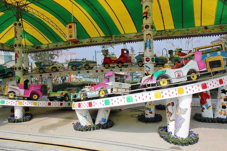 Most Hot in China Kiddie Rides Amusement Park Equipment