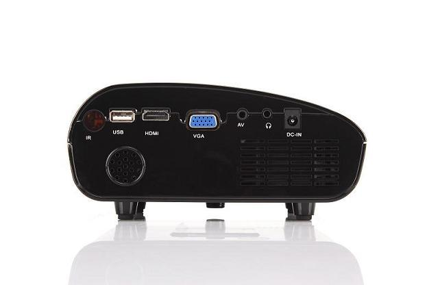 Yi-800 Portable LCD Multifunction Projector