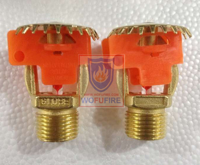 Globe Brand Fire Sprinkler UL Listed Fire Sprinkler
