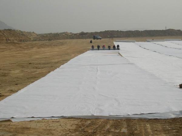 Polyester Spunbond Non Woven Fabric/Non Woven Geotextile Fabric