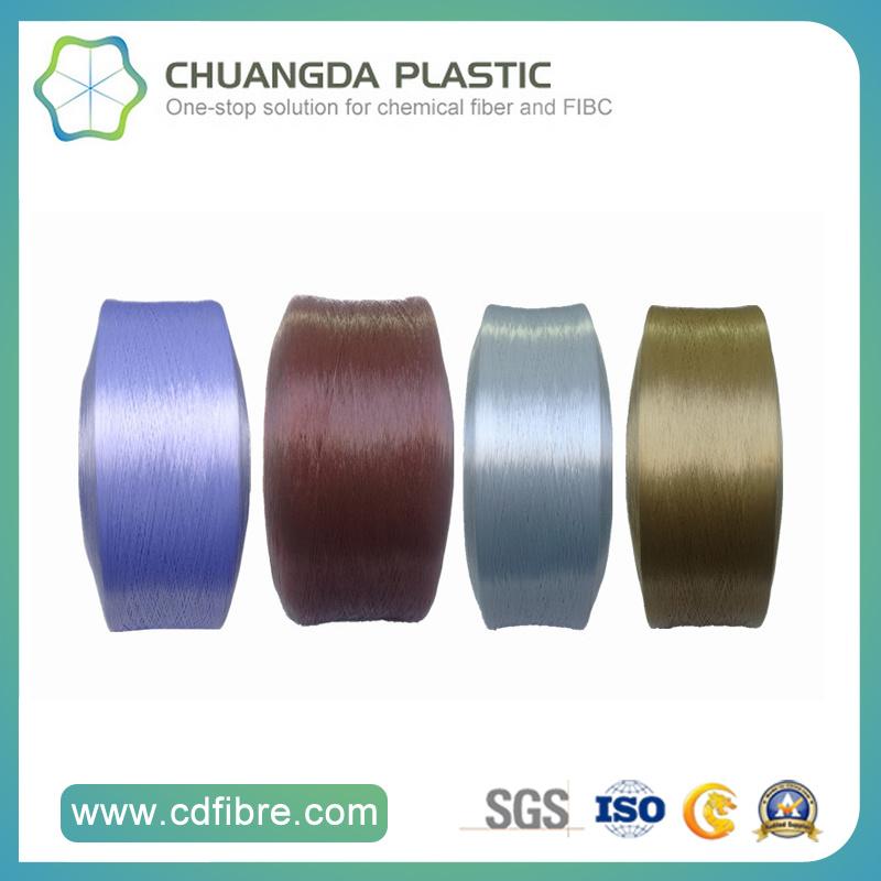 100 Percent Silk 1500d/120f FDY Yarn Used in PP Webbing