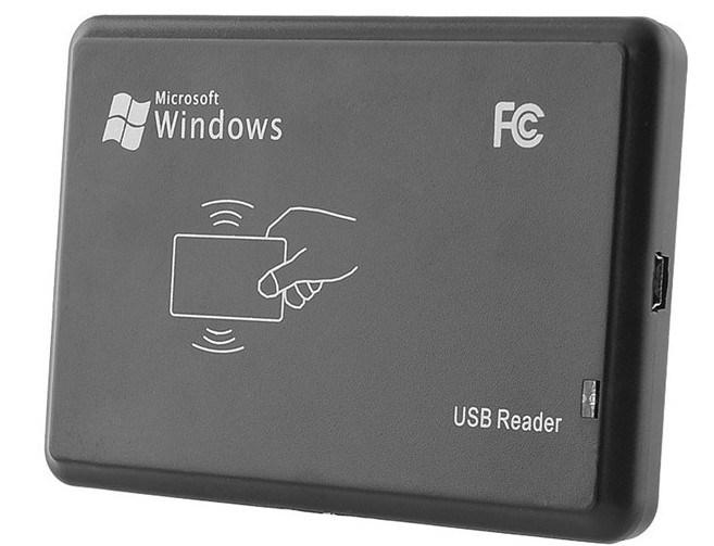 125kHz Em Smart ID RFID Card Reader