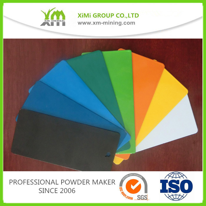 Architectural Aluminum Extrusions Powder Coating Powder Paint