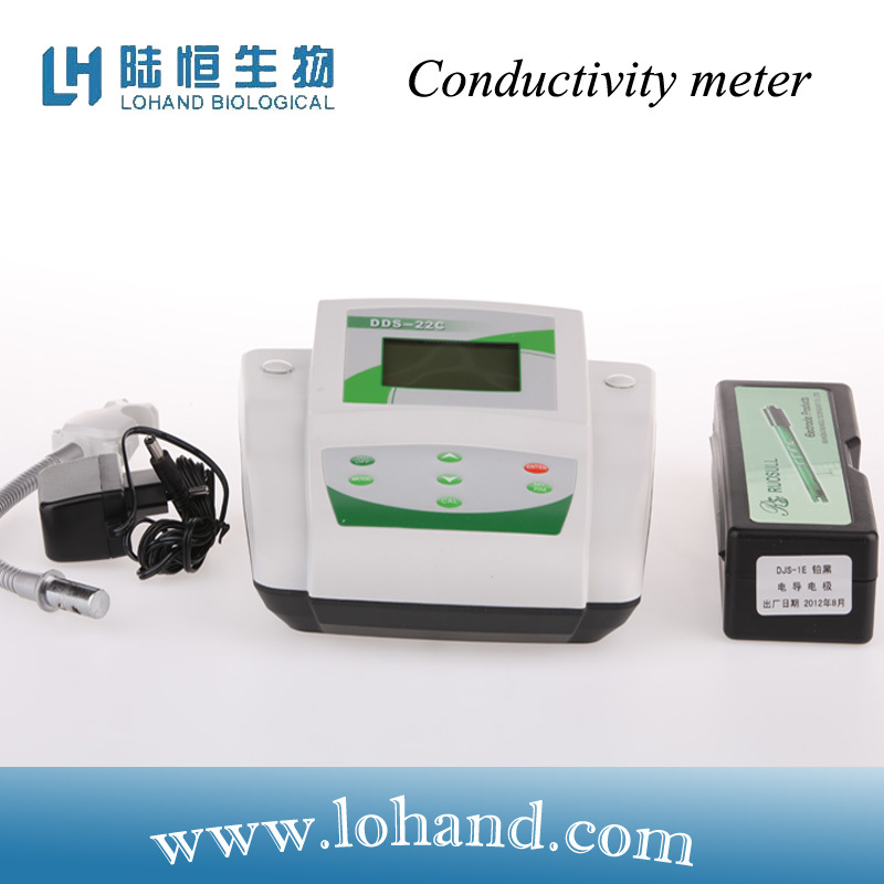 Digital Conductivity Meter for Drinking Water Plant and Laboratory (DDS-22C)