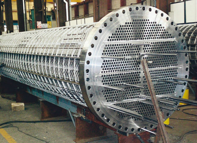 Heat Exchanger Tube Sheet, Suooprt Plate, Baffle Steel Profrsdsional Manufacture