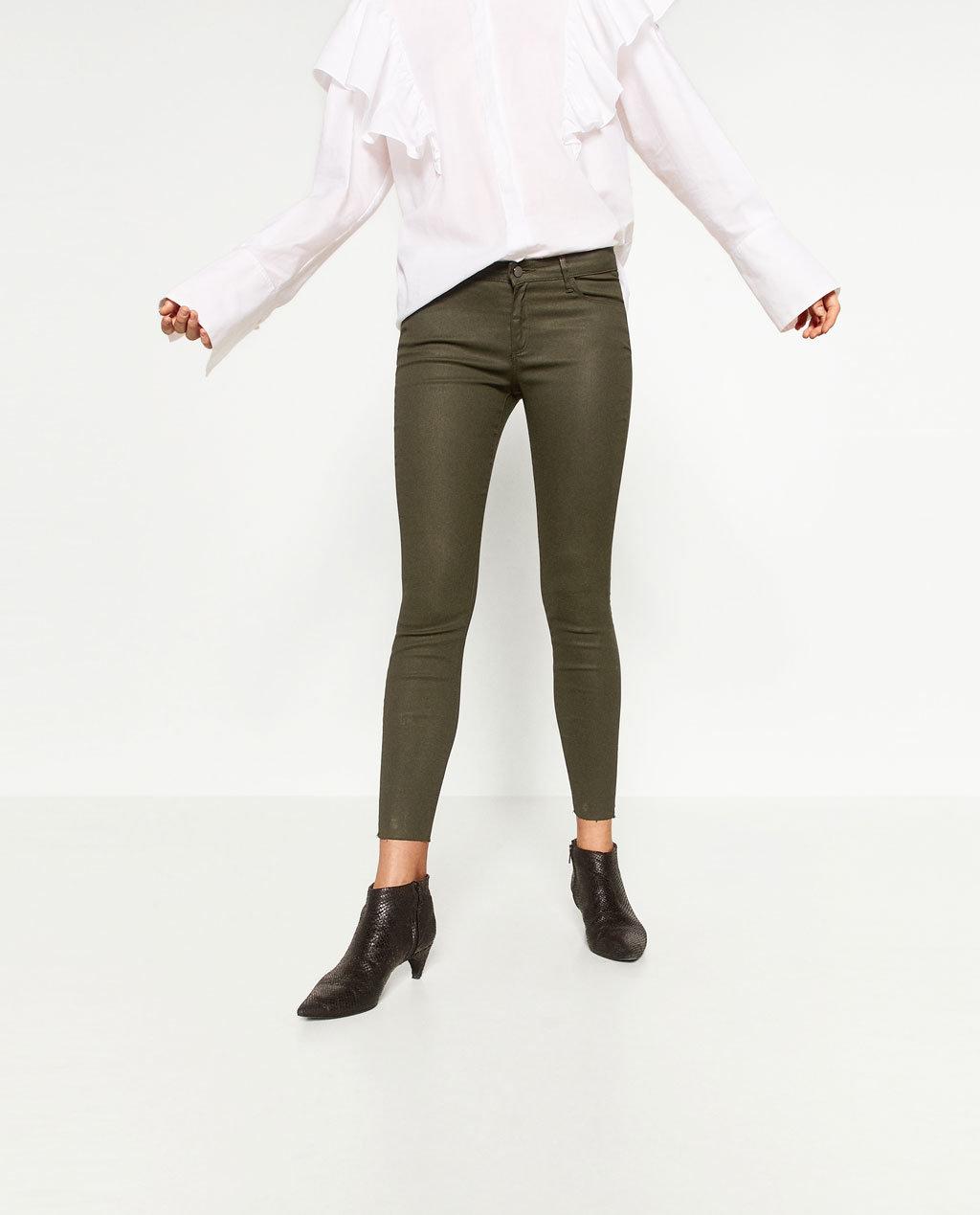 Fashioned Women Skinny Trousers