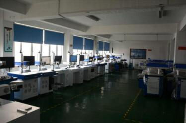PCB Circuit Board Laser Marking Machine with Factory Price