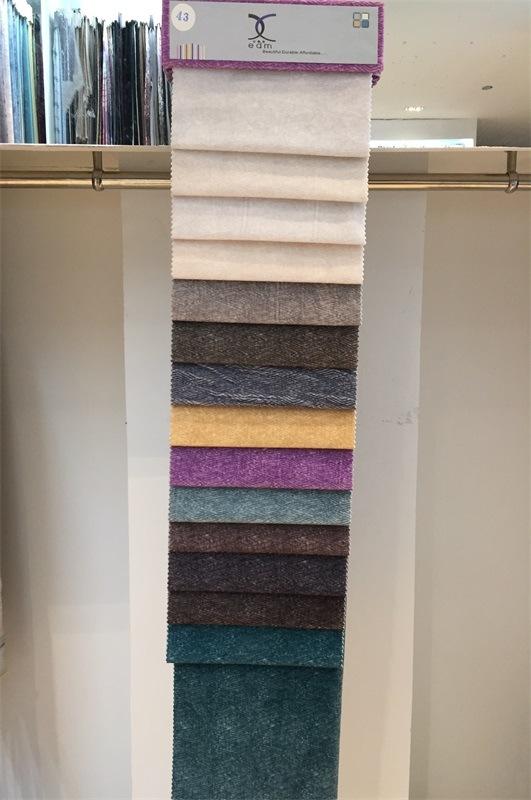 Knitting Velvet Fabric of 2016 Polyester Textile Fabric (EDM5118)