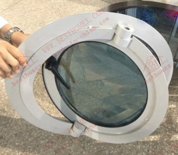 Professional Manufacturer of Aluminium Round Window (BHA-CWA36)