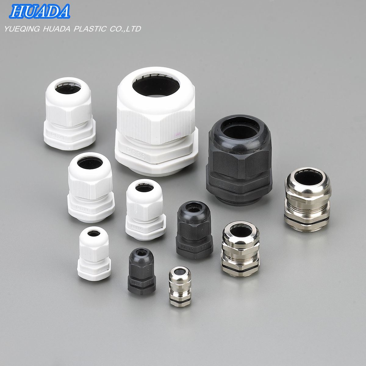 Free Sample High Quality Mg12/Mg16/Mg18/Mg20 Nylon Cable Gland
