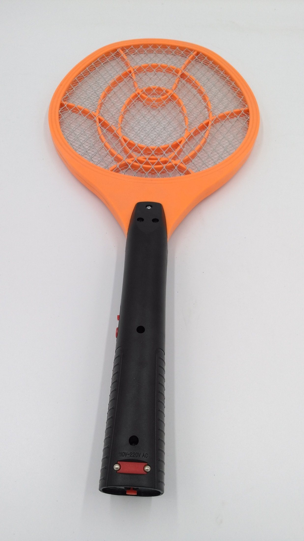 Popular Design Mosquito Swatter with LED Light