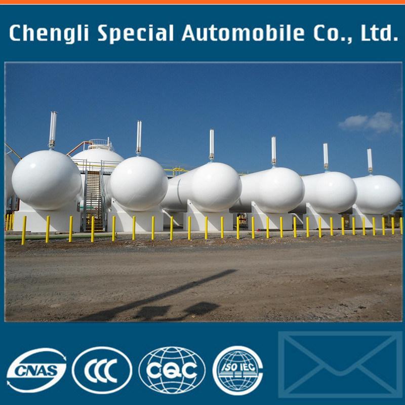 20m3 50m3 80m3 100m3 150m3 200m3 LPG Tank Pressure Vessel