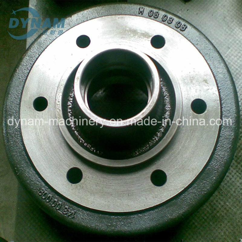 Auto Parts Cast Iron CNC Machining Part Ductile Iron Sand Casting