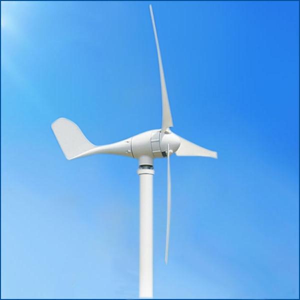Renewable Energy 600W Wind Generator Turbine for Home Use
