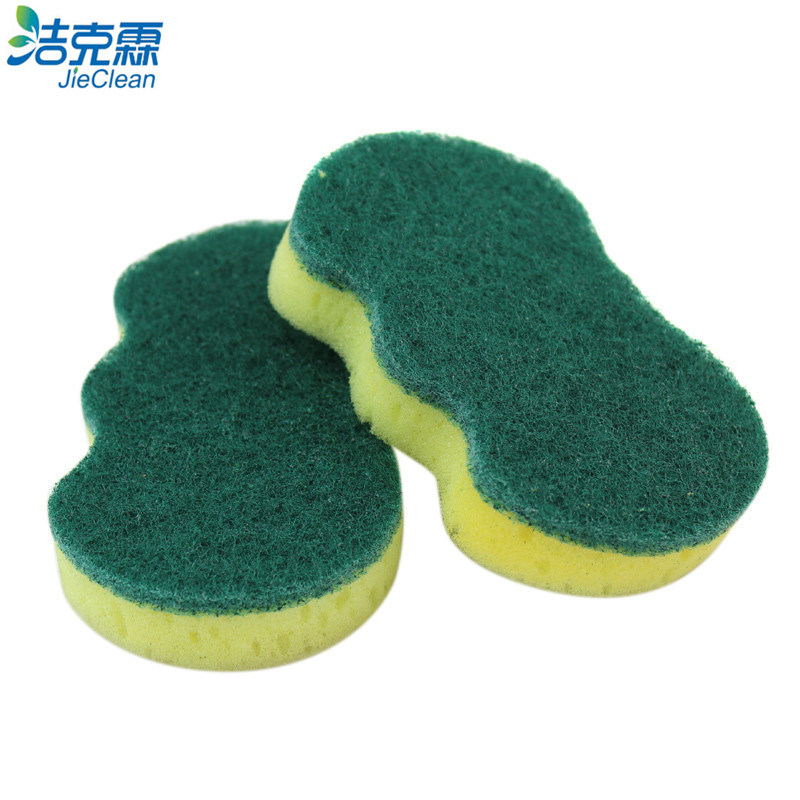 House Hold Cleaning Pad for Kitchen, Cleaning Sponge for Widely Use, Scouring Pads