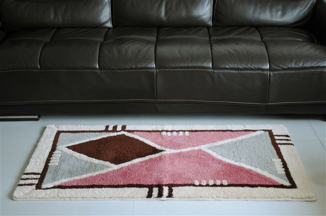 Custom High Quality Eco-Friendly 100% Acrylic Living/Bed Room Area Rug